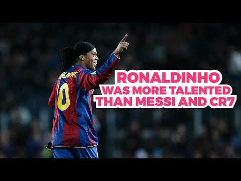 11 amazing quotes on Ronaldinho from the best football stars - Oh My Goal