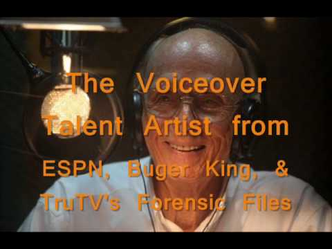 A voiceover from Peter Thomas