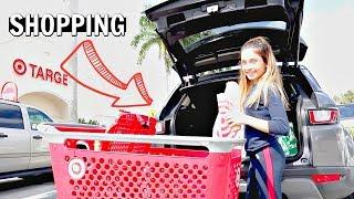 Target shopping haul vlog  ... again