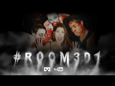 WHEN THE WIFI GOES OUT! 360 Video #ROOM301