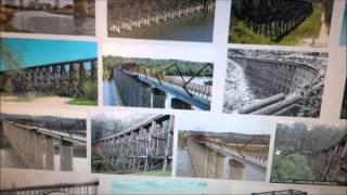 Trestle Bridge Over Pond? Help