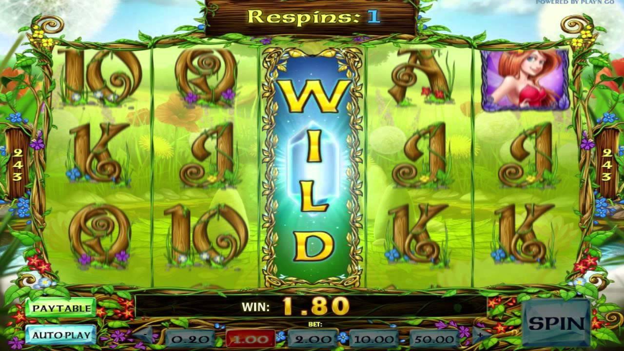 Play Enchanted Crystals Slots Free Right Here