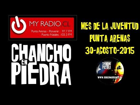 Chancho En Piedra - Mes De La Juventud - Punta Arenas (30-Agosto-2015)