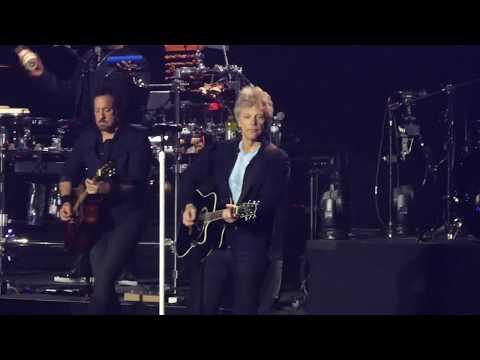 """You Give Love a Bad Name"" Bon Jovi@PPL Center Allentown, PA 5/2/18"