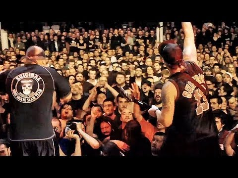 Suicidal Tendencies WAR INSIDE MY HEAD live in Paris 2012