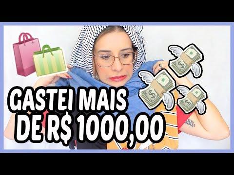 R$ 1000,00 EM ROUPINHAS FAST FASHION! PRESENTE DE NATAL 🎁🎅🏼