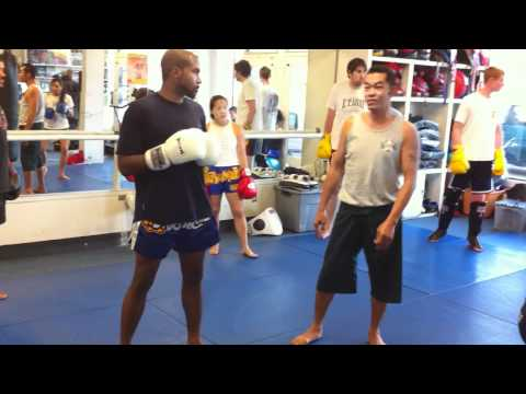 Sangtiennoi Muay Thai Kickboxing Training in Hermosa and Redondo Beach