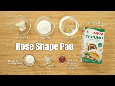 MFM Superfine Flour - Rose Shape Pau