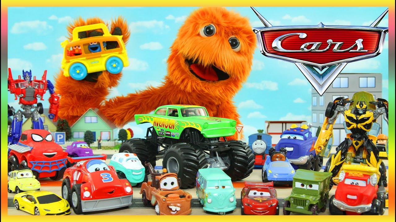 Hot Wheels Disney Pixar Cars