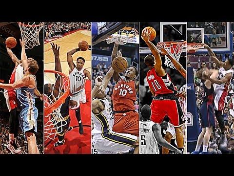 DeMar DeRozan's Best Dunk On Every Team In The NBA!