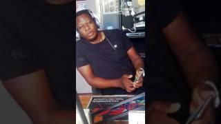 NESTY DI LOVA en itw à Kayimit Fm