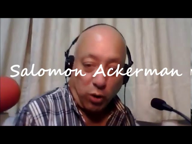 SALOMON ACKERMAN Silverstein presents qualifying the prospect and presenting my product