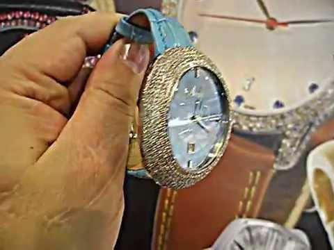 Аква Мастер с бриллиантами Ангел 7 карат - YouTube
