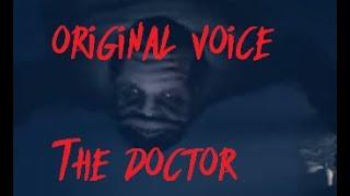 The Doctor Little Nightmares 2 Original Voice