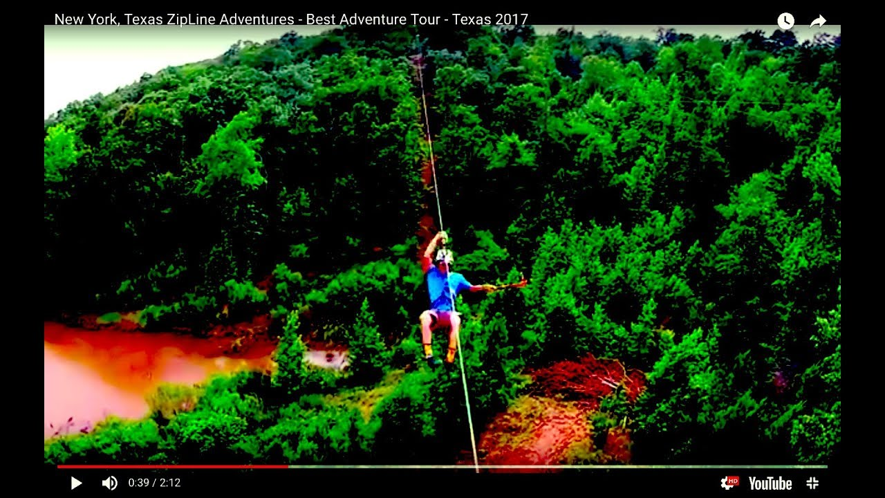 New York Zipline Adventure Tour