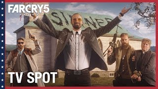Far Cry 5: Anything Can Happen, Everything Will - Live Action TV Spot | Trailer | Ubisoft [NA]