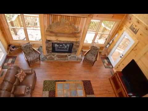 Copper River   Log Home