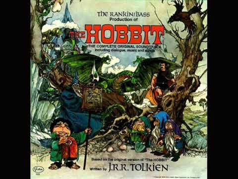 The Hobbit (1977) Soundtrack (OST) - 10. Gollum's Riddle