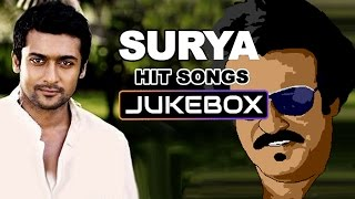 Best of Surya and Rajinikanth - Tamil Hit Songs Collection