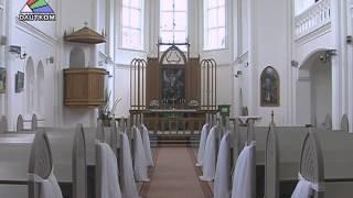 Лютеранская кирха готовится к юбилею(Лютеранская кирха готовится к юбилею - 120-летию со дня своего освящения. Первый камень в фундамент церкви..., 2013-07-27T07:11:34.000Z)