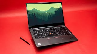 Lenovo ThinkPad X1 Yoga (2020) Review - The Best Business Laptop?