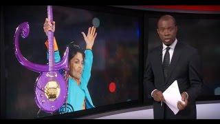 Prince has died Report BBC News Channel 8pm 21st April 2016  BREAKING NEWS