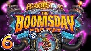 BOOMSDAY PROJECT REVIEW #6 - The New Jade Replacement?! | Hearthstone