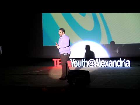 A Bumpy Road to Augmented Reality: Mazen Fekry at TEDxYouth@Alexandria