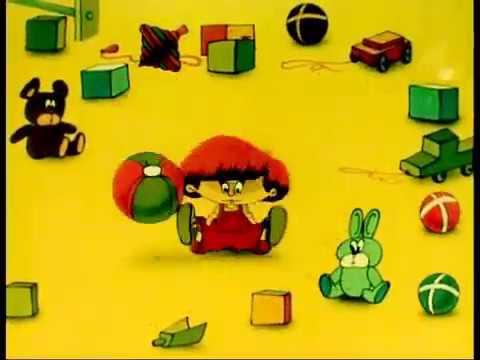 Як Петрик П'яточкін Слоників Рахував (1984) - мультфільми ссср українською мовою БЕЗ РЕКЛАМИ