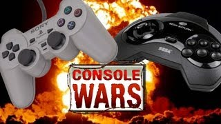 Console Wars - PlayStation vs Sega Saturn - Contra: Legacy of War