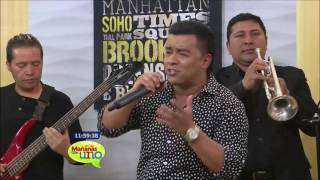 Luisito Muñoz nos presentó su nueva canción 'Ángel o demonio'