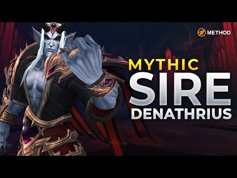 Method VS Sire Denathrius - Mythic Castle Nathria