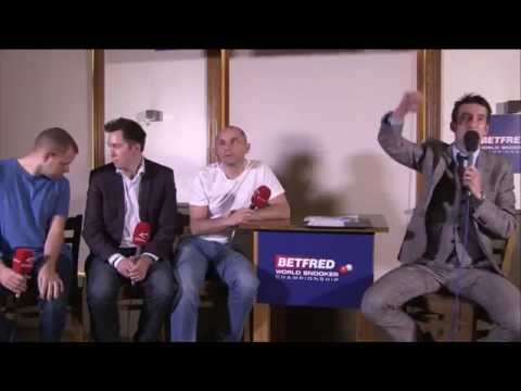 World Snooker Fans Forum - LIVE from The Old Monk, Tudor Square