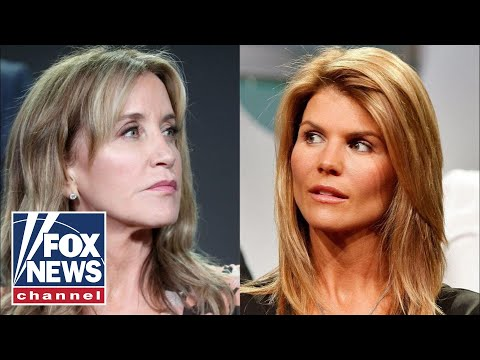 Walter Brown -  Felicity Huffman, Lori Loughlin and others  charged in admissions scam