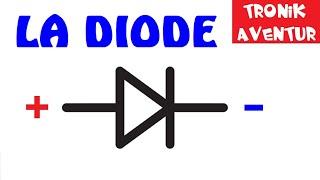 TRONIK AVENTUR N°6 - LA DIODE - les LED ou DEL