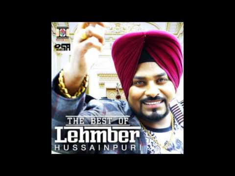Gidhain di rani Lehmber hussainpuri(The don best of lehmber)