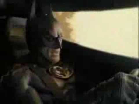 BATMAN - OnStar TV commercial Vicky Vale
