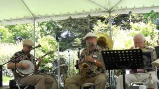 """CUSHION FOOT STOMP"": BLACK DIAMOND BLUE FIVE at CLINE CELLARS (July 13, 2013)"