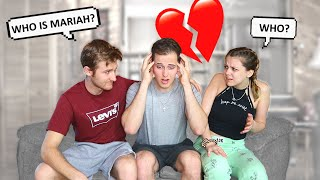 I Never Existed Prank On BOYFRIEND!