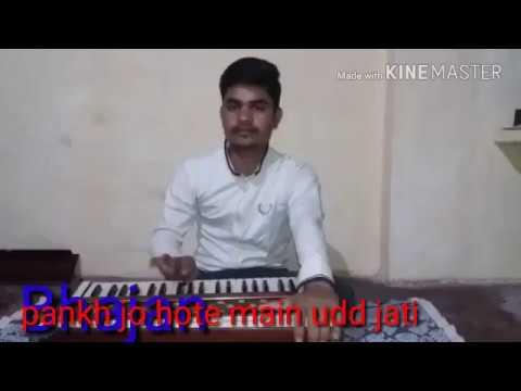 Pankh Jo Hote main Udd Jati