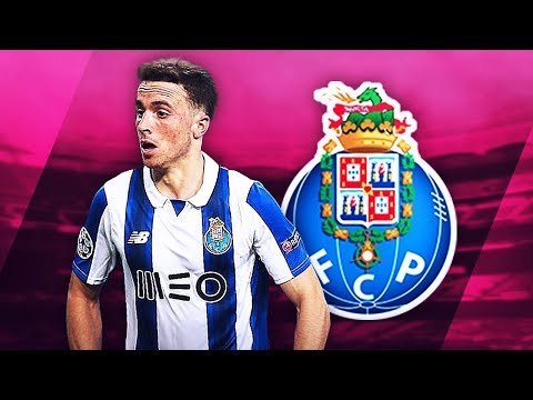 DIOGO JOTA - Sublime Skills, Goals & Assists - 2017 (HD)