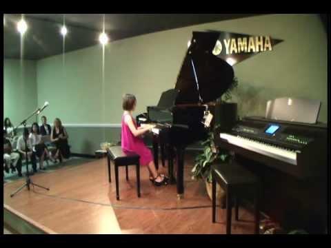 Students Recital of AllStar Music Academy Inc