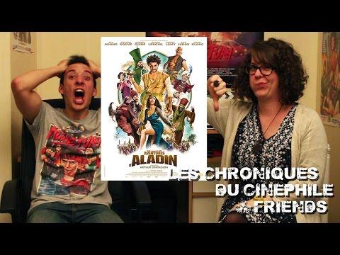 Les chroniques du cinéphile - Les nouvelles aventures d&39;Aladin Feat Capucine Lantenois