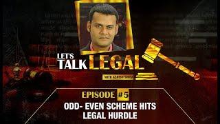 Odd-Even scheme hits legal hurdle   NewsX