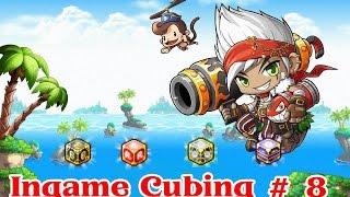 MapleStory : ingame cubing  2017-04-02