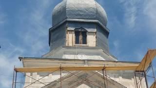 "Renovarea Bisericii ""Sf. Arh. Mihail si Gavriil"" din Nisporeni."