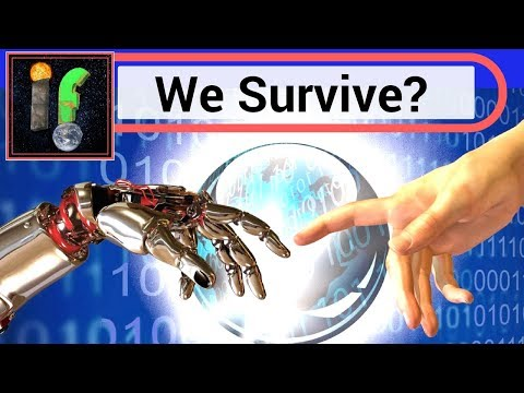 The Fourth Industrial revolution 'IF' We Survive the Future?