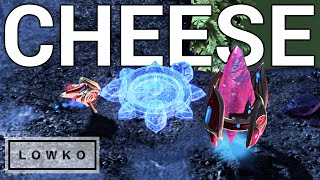 StarCraft 2: THE BOOK OF CHEESE!