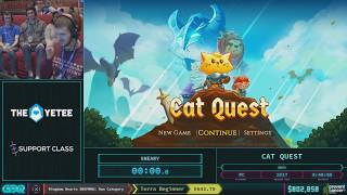 Cat Quest by SNeaky in 34:48 AGDQ 2018