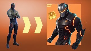 Fortnite open lobby omega skin game play